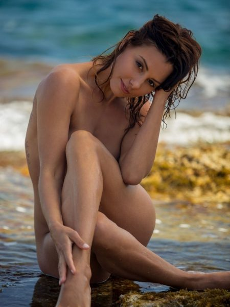 Anetta Keys nude for Playboy