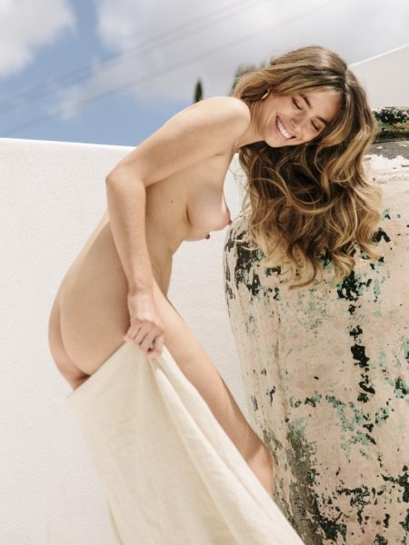 Anthea Page nude for Playboy