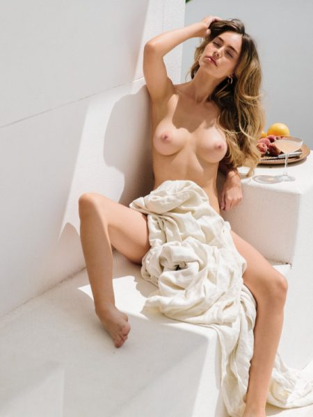 Anthea Page in Summer Never Ends nude for Playboy