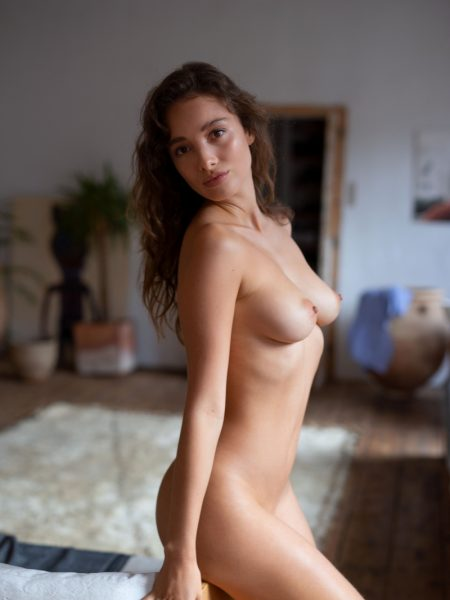 Calypso Muse nude for Playboy