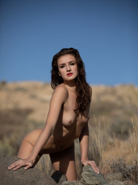 Elina Love nude for Playboy