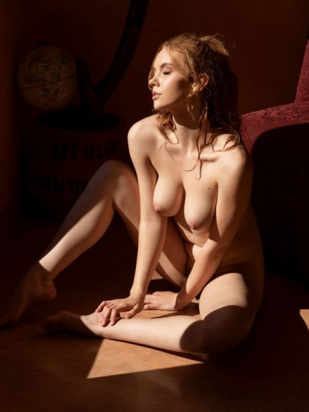 Kayla Coyote in Nudity Is Our Natural State nude for Playboy