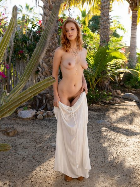 Kayla Coyote in Sundance nude for Playboy