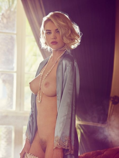 Kayslee Collins nude for Playboy