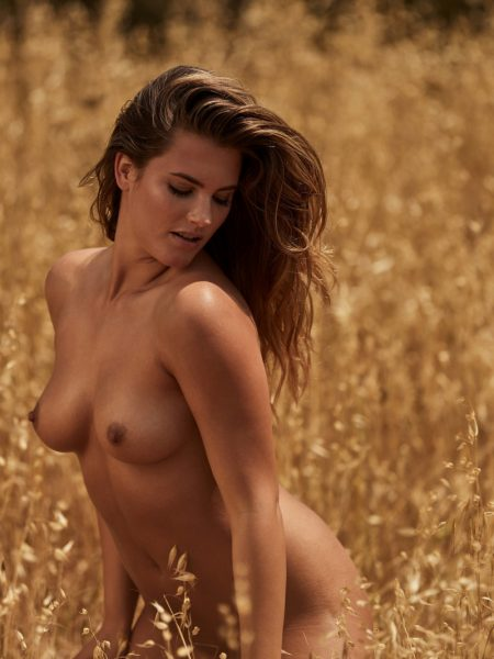 Marie Rauscher nude for Playboy