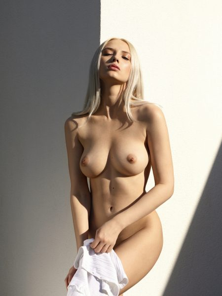 Monica Wasp nude for Playboy