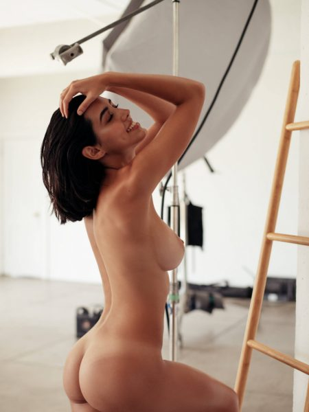 Samantha Michelle nude for Playboy
