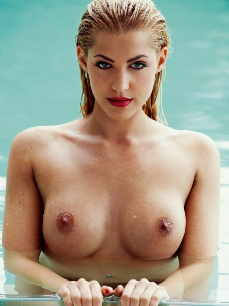 Sarah Nowak in Playboy Germany nude for Playboy