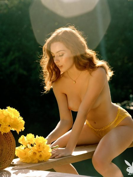 Sophie O'Neil nude for Playboy