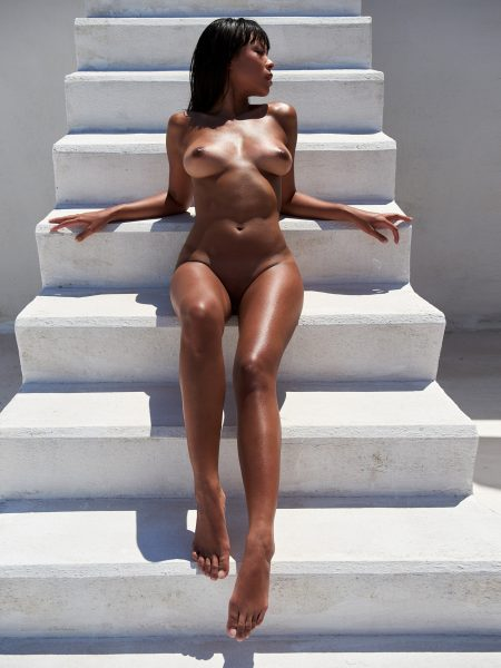 Than Nhan Hoang nude for Playboy