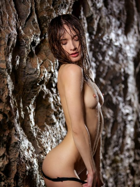 Vi Shy nude for Playboy