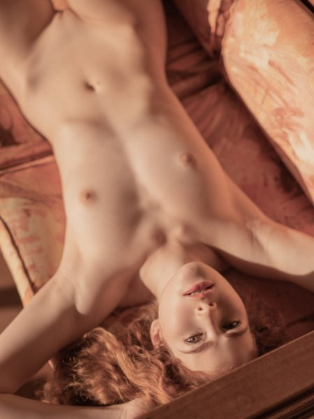 Heidi Romanova in Breathtaking View nude for Playboy