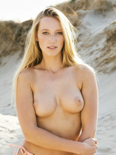 Tiffany van Roest nude for Playboy