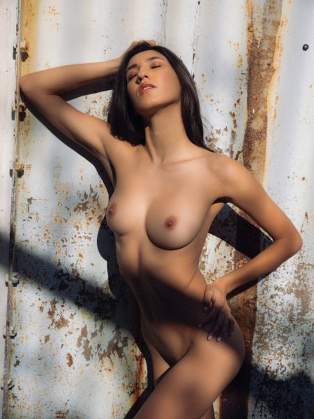 Deisy Leon in Summer Shade nude for Playboy