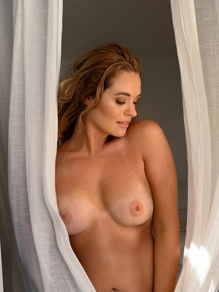 Madeleine Krakor nude for Playboy