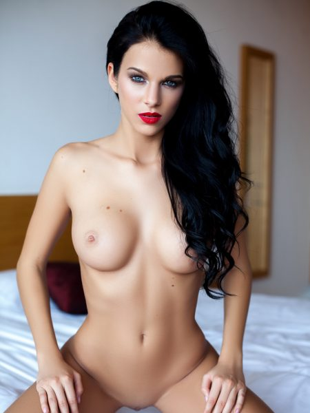 Sophie in Perfect Ten nude for Playboy