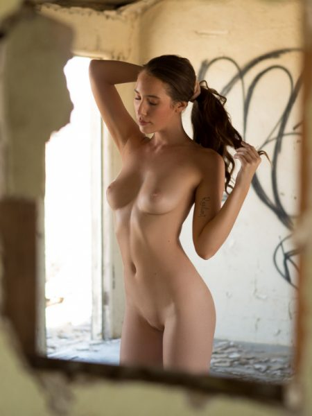 Willa Prescott in Flawless and Fine nude for Playboy