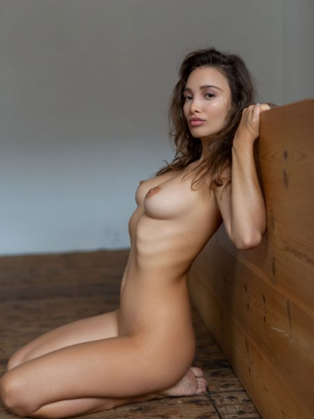 Calypso Muse in Perfectly Curvaceous nude for Playboy
