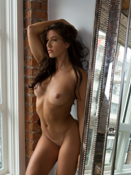 Carmen Nikole in Absolutely Divine nude for Playboy