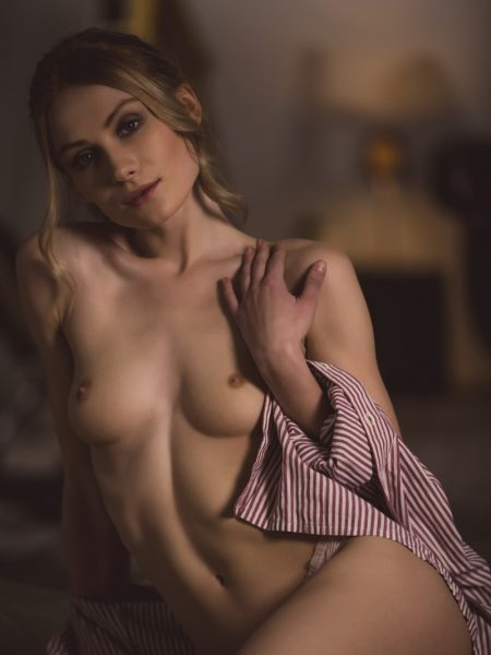 Celia nude for Playboy