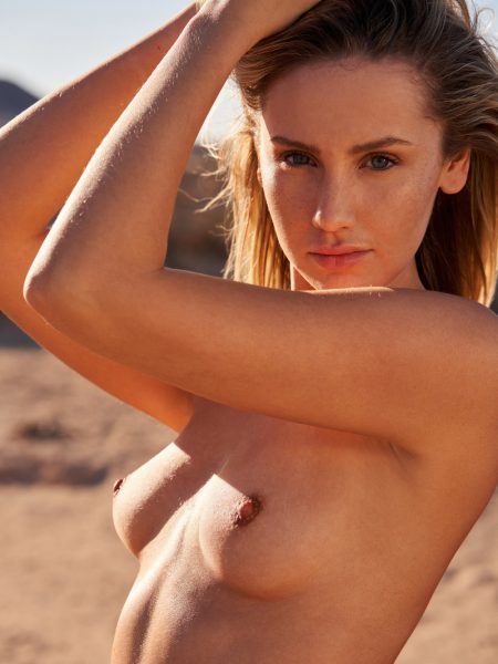 Jessica Witmann nude for Playboy