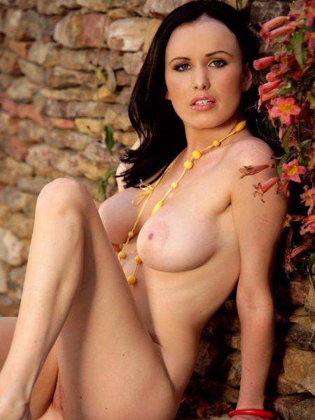 Robyn Marie Wilson nude for Playboy