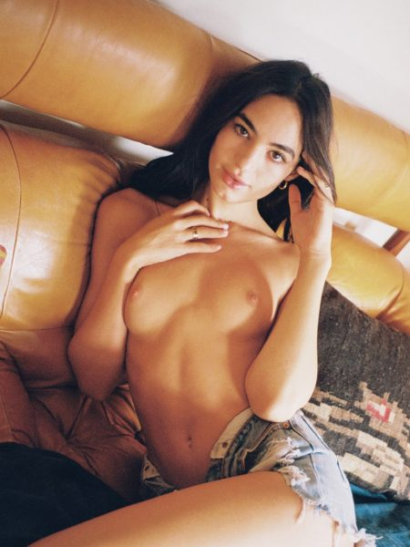 Sarah Mollica in Afternoon Groove nude for Playboy