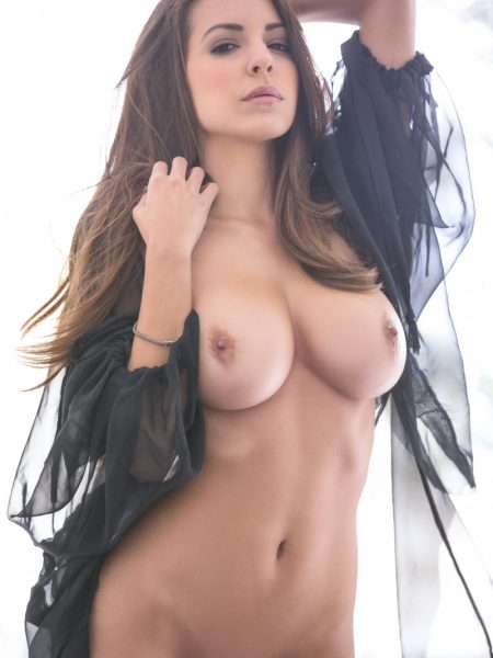 Shelby Chesnes nude for Playboy