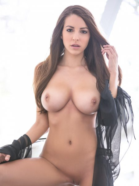 Shelby Chesnes in Total Knockout nude for Playboy
