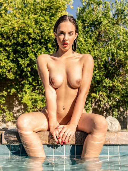 Marisa Ehret in Miss May nude for Playboy