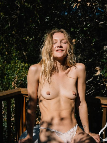 Alexis Carene nude for Playboy