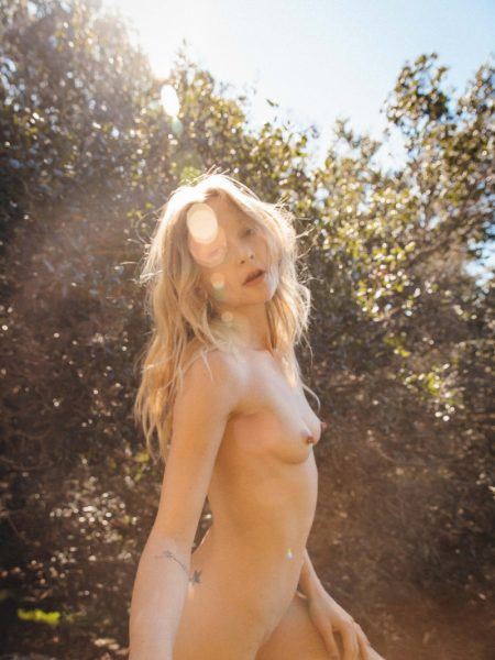 Alexis Carene in Breathe Easy nude for Playboy