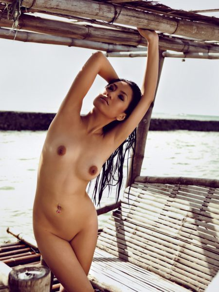 Gypsy Sarcon nude for Playboy