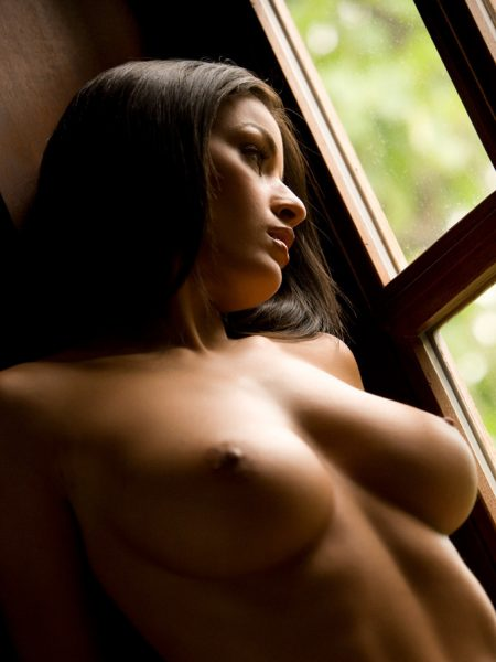 Jo Garcia in Gamer nude for Playboy