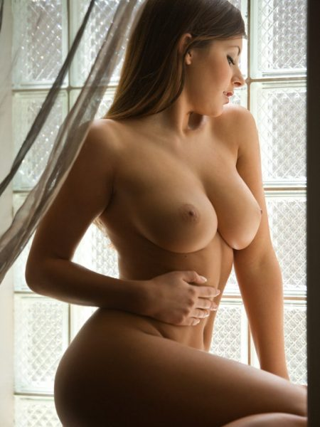 Jamie Graham nude for Playboy