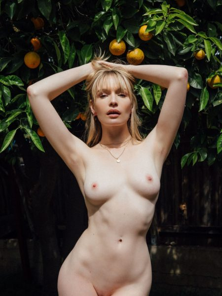 Ashley Nash nude for Playboy