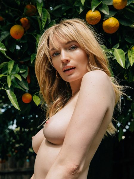 Ashley Nash in Fruits of Passion nude for Playboy