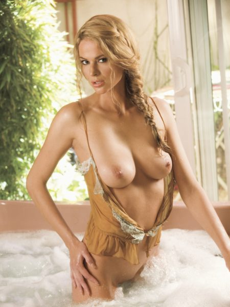 Beth Williams nude for Playboy
