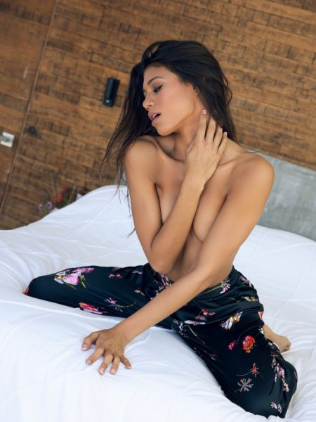 Hannah Le Nude in Personal Paradise nude for Playboy