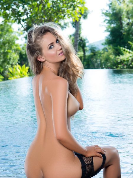 Ashleigh McAuliffe nude for Playboy
