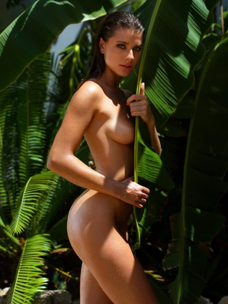 Stella Tiana Stegmann in Playmate of The Year 2020 nude for Playboy