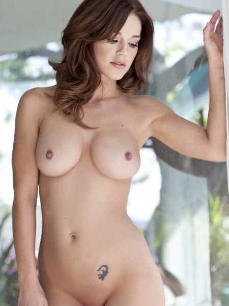 Charlie Boyde nude for Playboy